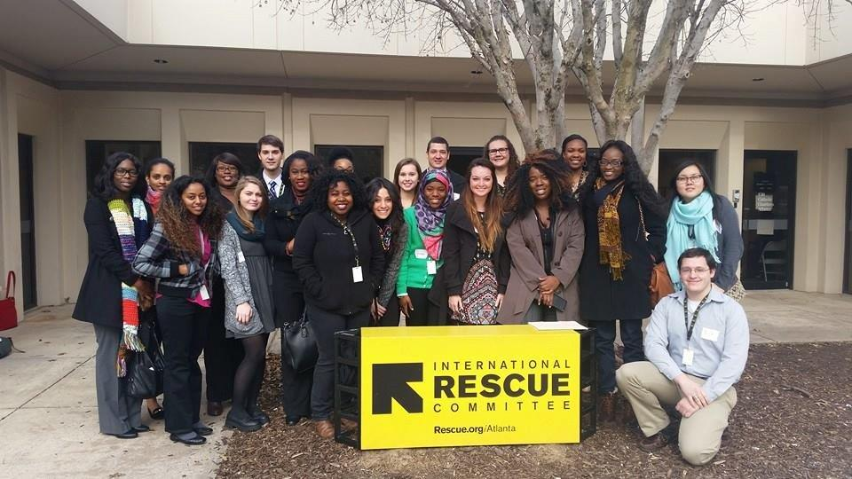 fall internships with international rescue committee