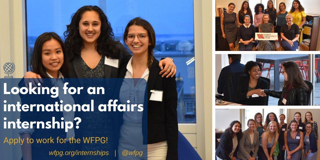 Spring 2020 Internships Washington Dc.Dc Inta Advising Blog