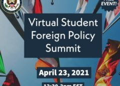 Virtual Student Foreign Policy Summit | April 23
