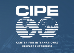SUMMER 2021 Global Programs Intern for the Center for International Private Enterprise